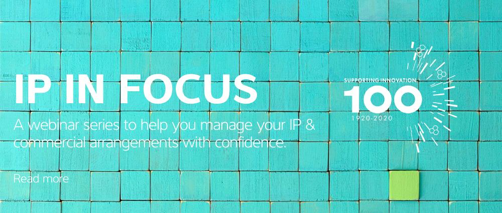 IP in Focus